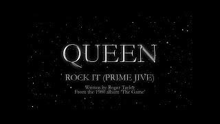 Queen – Rock It (Prime Jive)