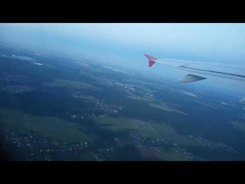 Авиакомпания РОССИЯ! Полёт эконом классом VKO-ROV, август 2017