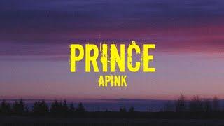 APINK (에이핑크) - Prince (Easy lyrics)