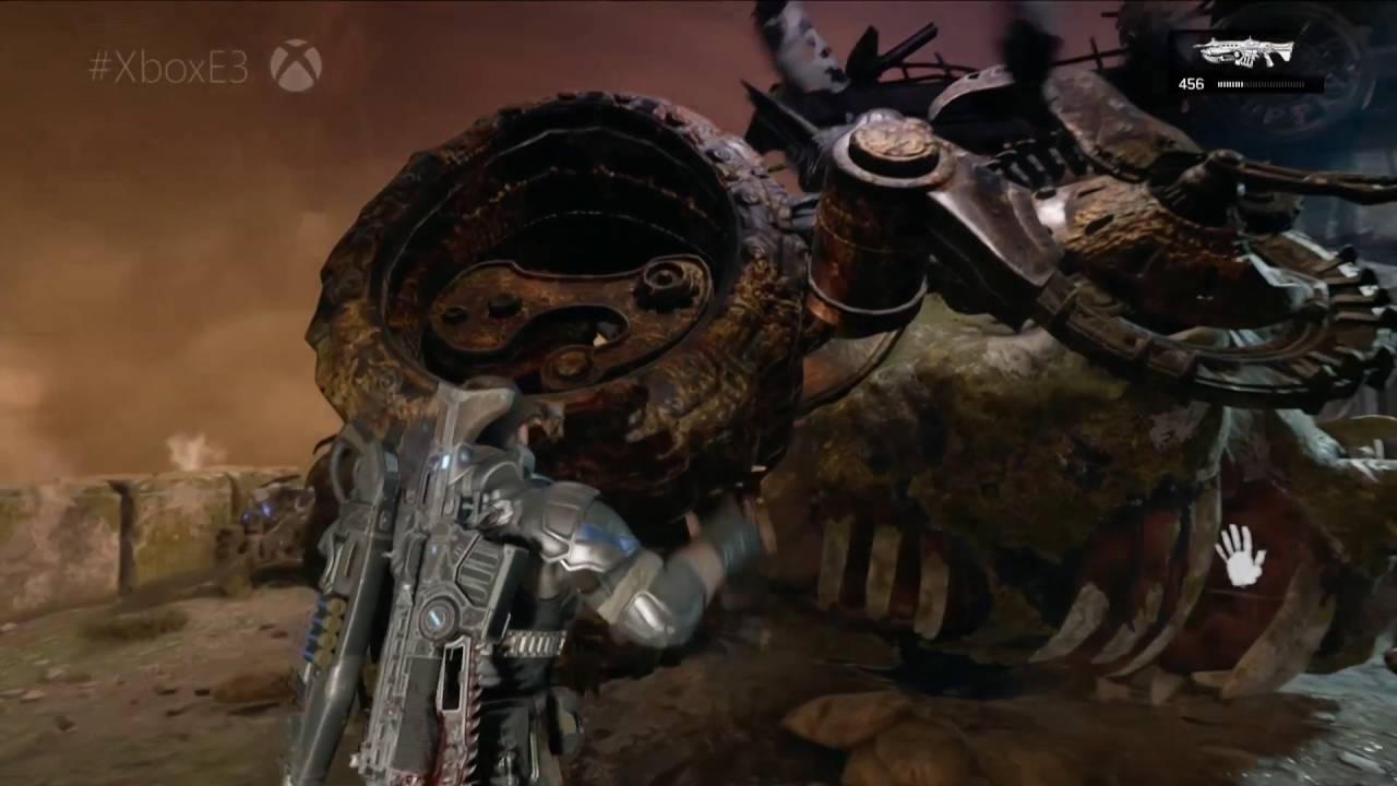 Gears Of War 4 Demo