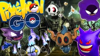GHOST HUNTING POKEMON GO - Pixelmon Mod