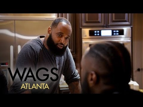WAGS Atlanta | C.J. Mosley Opens Up About His Relationship to Kesha Norman | E!