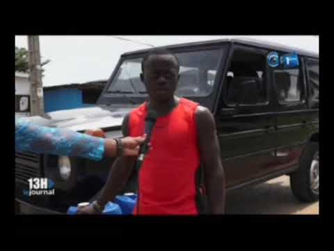 RTG - Pénurie d'eau au Gabon : Un réel problème qui pénalise la population