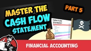 Cash Flow Statement using Indirect Method: Part 5, Non Cash Expenses (Financial Accounting #69)