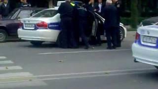 Gence Avto xuliqan vs DYP PPX 13.10.2011