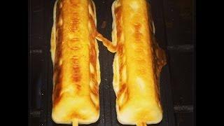 Pão de queijo no palito – Muito fácil e rápido