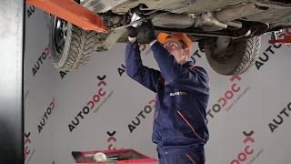 Cum se inlocuiesc filtru de combustibil pe SKODA OCTAVIA 1U TUTORIAL | AUTODOC