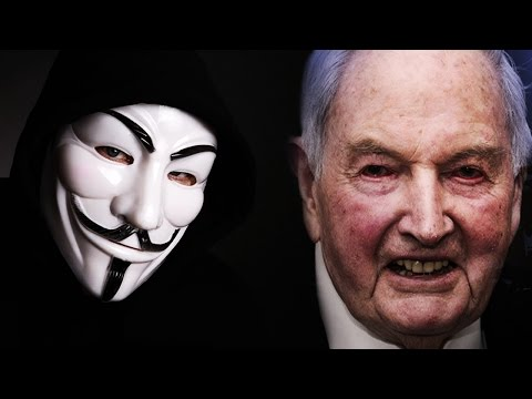 Thumbnail: Anonymous - The King of NWO Has Fallen! What Happens Now... (Operation Rockefeller)