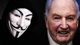 Anonymous - The King Of NWO Has Fallen! What Happens Now... (Operation Rockefeller)