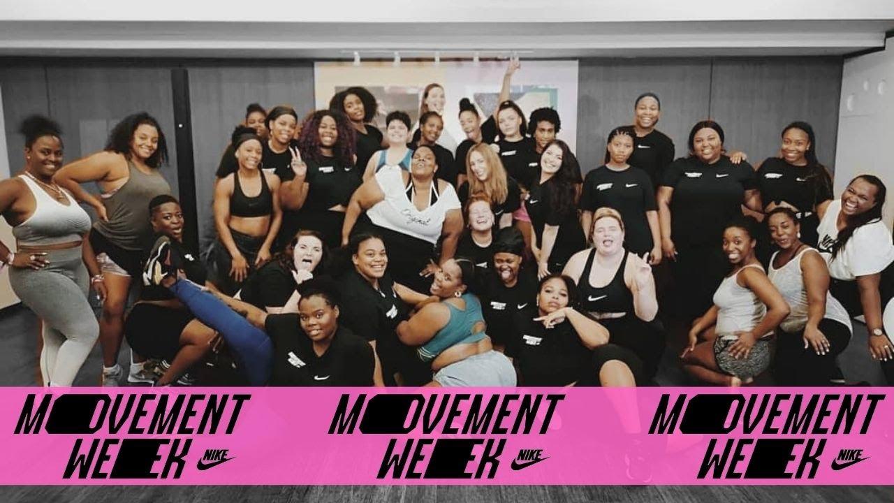 BodyParty x Nike