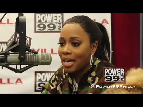 Remy Ma Interview with Power 99's Rise and Grind Morning Show