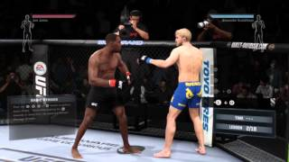 EA SPORTS™ UFC® DEMO Gameplay 60p