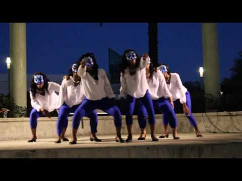 USF| Alpha Eta Chapter| Zeta Phi Beta Sorority, Inc.| Spr 2016|