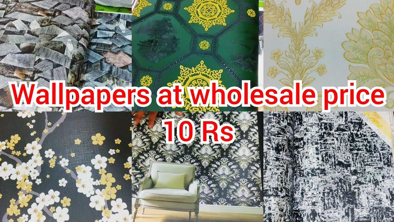 Buy 3d Wallpaper Carpet Flooring All Interior Decoration Items स र फ १० र म Chintan Vlogs