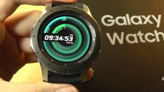 REVIEW: Samsung Galaxy Watch - Premium Sports Smartwatch!