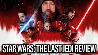 Star Wars: The Last Jedi Review thumbnail