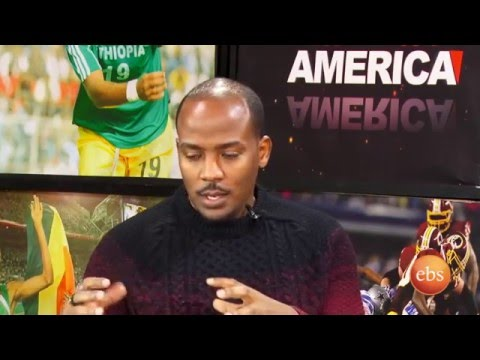 Sport America - Ethiopian Football Team