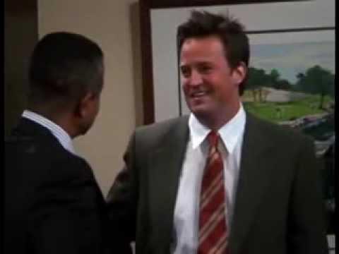 Friends Chandler's Job Interview