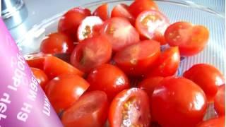 Как приготовить салат с ветчиной.  Пошаговый рецепт