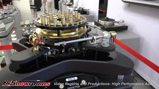 Acoustic Signature Turntables and Arms, Invictus, High End Munich 2017