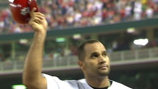 Pujols hits his 38th, 39th homers of 2005