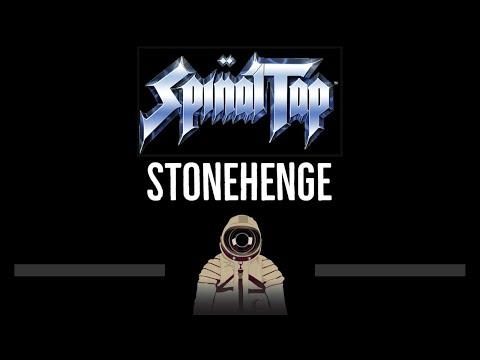 Spinal Tap   Stonehenge CC Karaoke Instrumental