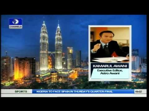 Missing Malaysian Plane: Plane Crashed Into Ocean, No Survivors