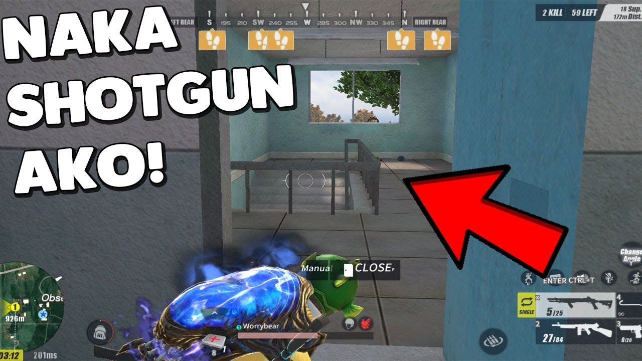 """SOLO VS FIRETEAM (27 KILLS) """"NO AN94 AND VECTOR""""  [TAGALOG] (Rules of Survival: Battle Royale)"""