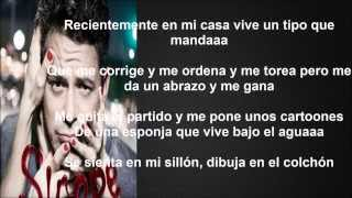 CAPITÁN TAPÓN (LETRA) - Alejandro Sanz