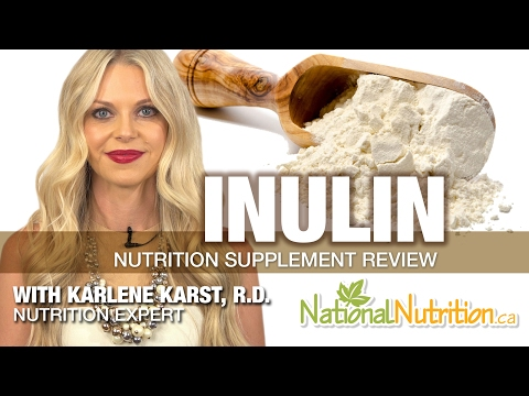 Professional Supplement Review Inulin