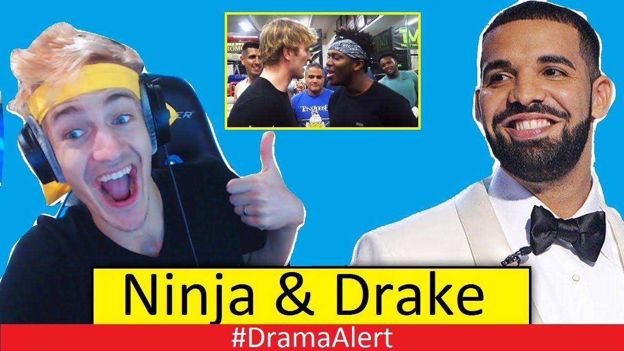 drake-ninja-break-the-internet-dramaalert-logan-paul-vs-ksi-not-happening-bhad-bhabie-free