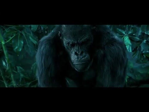 Legenda o Tarzanovi - trailer s českými titulky