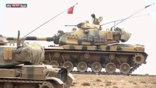تجدد المواجهات بتل رفعت بعد سيطرة الأكراد