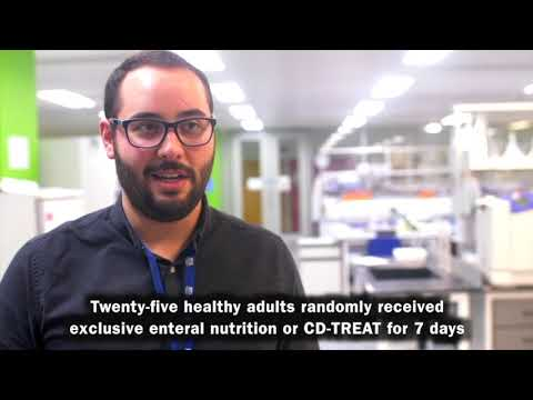 Treatment Of Active Crohn's Disease With An Ordinary Food-based Diet...