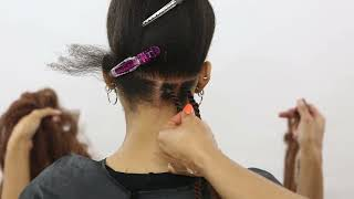 MARLEY TWIST FROM THE ROOT ON NATURAL HAIR   LONDON UK AFRO HAIRDRESSERS  HAIR BRAIDING UK