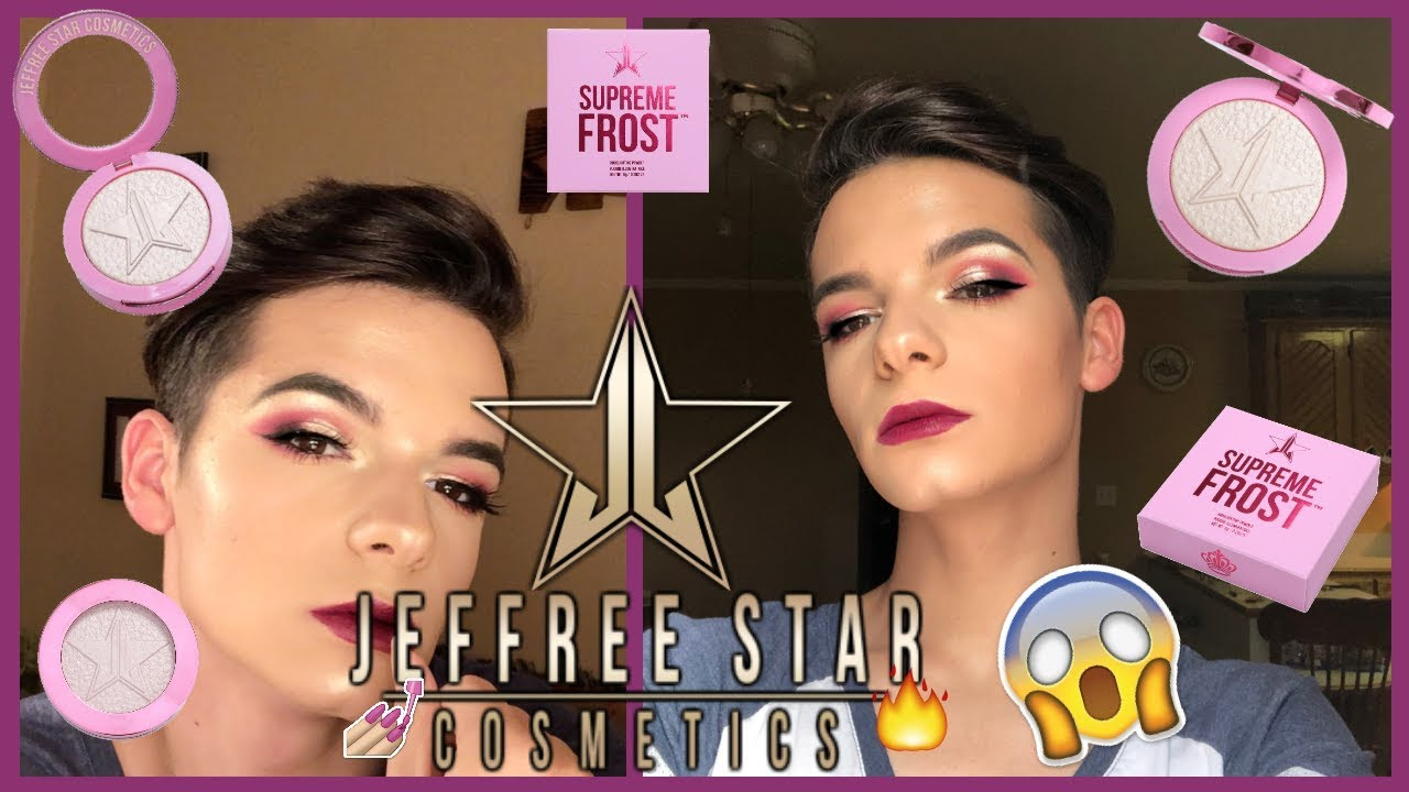 Jeffree Star Cosmetics Supreme Frost Wet Dream Review & Demo