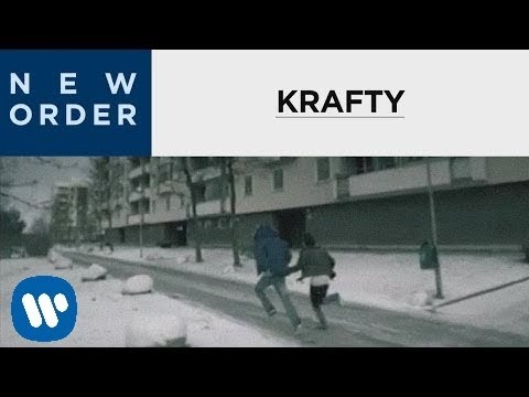 New Order - Krafty [OFFICIAL MUSIC VIDEO]