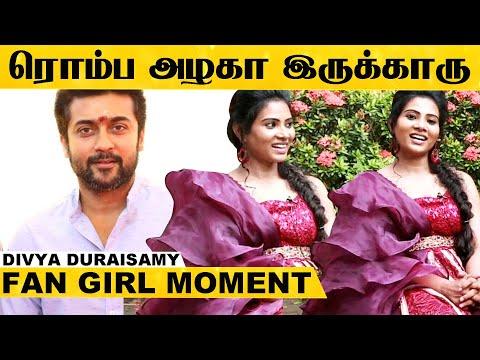 சூர்யா Sir கிட்ட இத நான் சொல்லணும் - Exclusive Interview With Divya Duraisamy.! | Madhil | Suriya 40