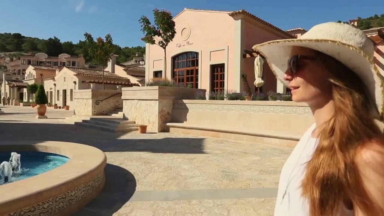 Park hyatt mallorca luxury hotel mallorca youtube for Designer hotels mallorca