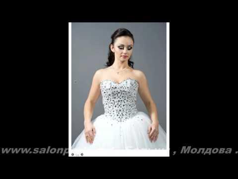 Фото красные свадебные платья