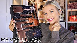 REVOLUTION BEAUTY ADVENT CALENDAR 2020 /  *Affordable Makeup Advent Calendar*