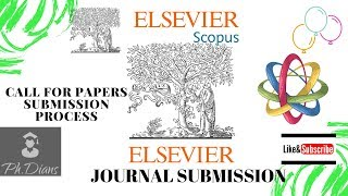 How to submit ręsearch articles to Elsevier journals #Elsevier #submission tutorials