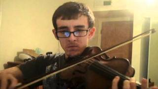 Repeat youtube video Skyrim Main Theme (Trailer) Violin Cover