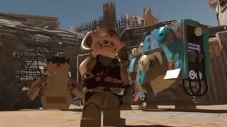 «LEGO Звездные войны: Пробуждение Силы» - набор персонажей Freemaker Adventures