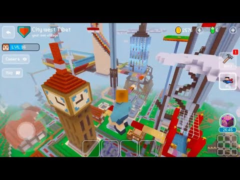 Block Craft 3D Mobile Gameplay
