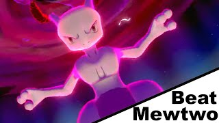 How to beat Mewtwo in Pokemon Sword and Shield's Dynamax Adventures