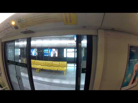 Shanghai Metro 03 08 2012