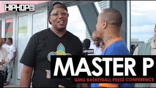 Watch Master P Basketball video
