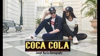 Coca Cola | Best Dance Cover | Luka Chuppi | Kartik Aaryan |  Choreography by Joseph Martin