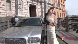 Жители столицы любят сыграть свадьбу в Питере